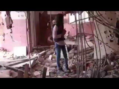 Kahpe PKK, Cizre halkının evlerini böyle yerle bir etti!