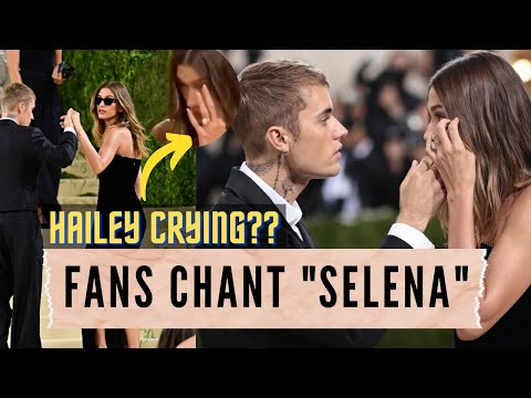 Hailey Bieber Cries At Met Gala After Selena Gomez Chants? These Fans Need To Be Stopped