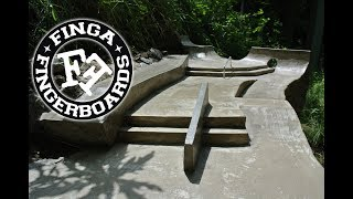 Finga fingerboards Outdoor Spot 2016