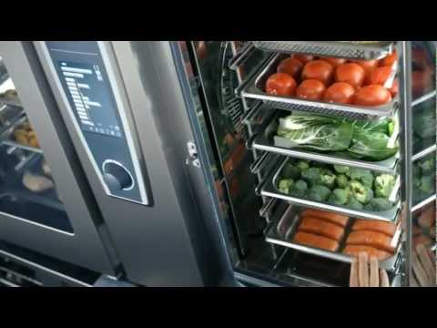 Video Rational Rational SelfCooking Center - WE 1 Combi Plus - Rational