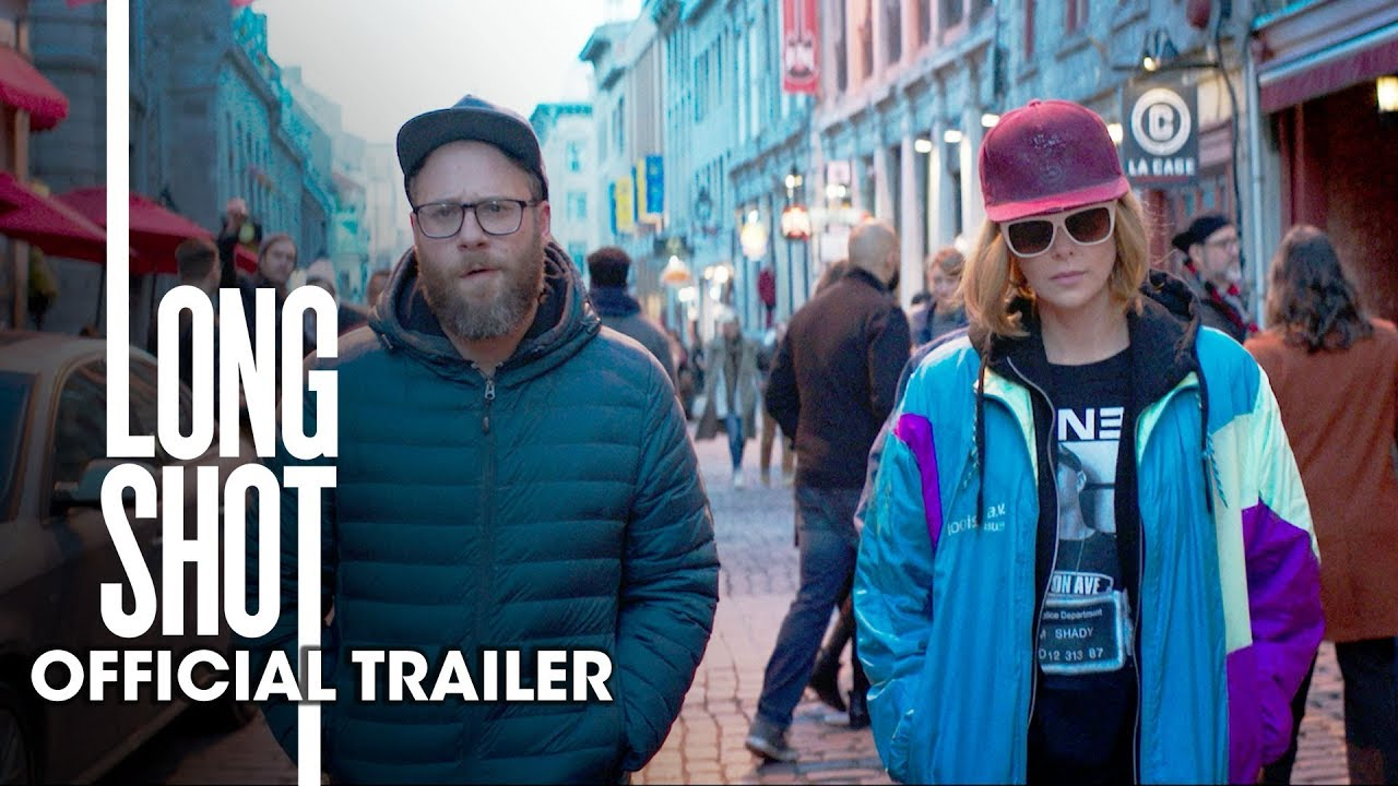 Trailer för Long Shot