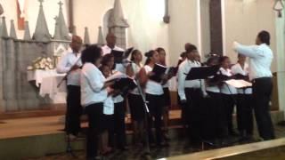 Allegria Choir - Mary's Boy Child,Christmas Carols 2013