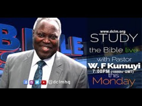 Pastor W. F. Kumuyi- Christ's Supplication for our Sanctification