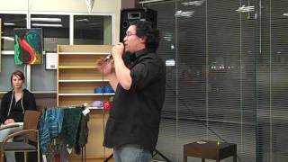 Bookworm Bakery And Cafe Presents Comedy Night September 30, 2011 Video 8