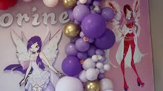 Arche De Ballons - MANTES LA JOLIE