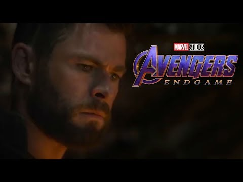 Avengers Endgame Official Big Game TV Spot NEW FOOTAGE Breakdown
