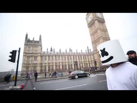 Marshmello goes to Europe Recap video