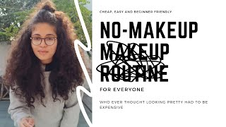 #GRWM:- MY 1 PRODUCT EVERYDAY NO-MAKEUP MAKEUP ROUTINE //HUMAN SKIN IS NOT SUPPOSED TO BE PERFECT.