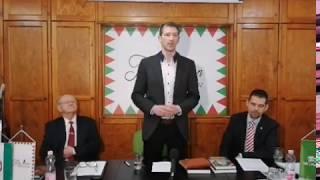 Fekete István Szabadegyetem – Szakács Árpád előadása a magyar kultúra ellenségeiről