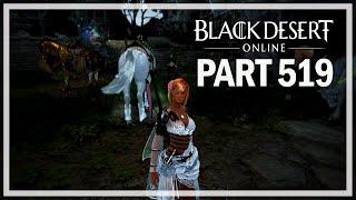 Black Desert Online - Dark Knight Let's Play Part 519 - Rift