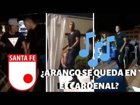 Johan Arango Demuestra Su Talento Fuera De Las Canchas 🎵🎵 ¿Merece Quedarse En El Cardenal?