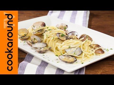 Spaghetti alle vongole in bianco / Ricetta di pesce