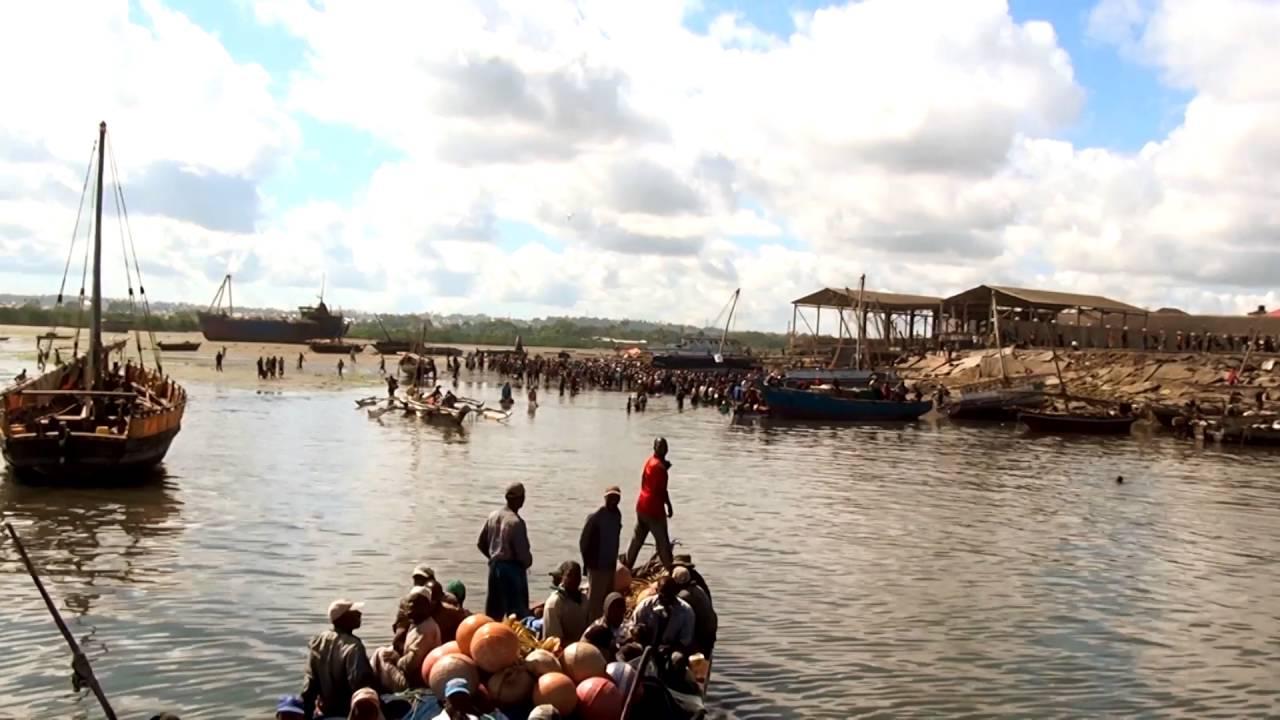 Tansania: Sansibar Stadt Boote (1:27)
