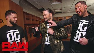 Bo Dallas & Curtis Axel aim to form a new club with Finn Bálor: Raw, April 23, 2018
