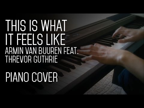 Armin Van Buuren This Is What It Feels Like Album Cover This Is What It...