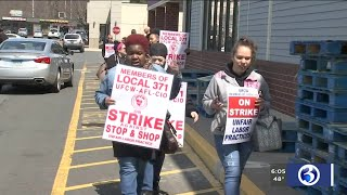Video: Shoppers impacted by Stop & Shop strike