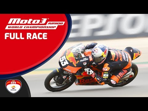 Full Race - Race | MotorLand 2019 | FIM Moto3™ Junior World Championship | FIM CEV Repsol