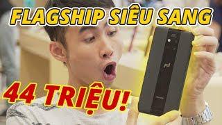 """TRÊN TAY FLAGSHIP 44 TRIỆU SUPER """"SANH CHẢNH""""!!!"""