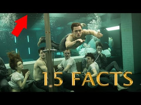 15 Facts You Didn't Know About Kingsman: The Secret Service