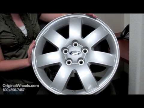 Escort Rims & Escort Wheels - Video of Ford Factory, Original, OEM, stock new & used rim Co.