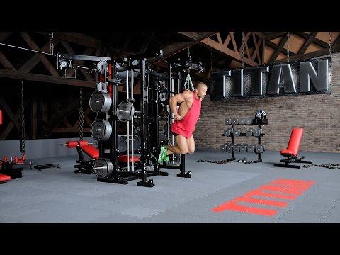 T1-X-194 - Dips ( triceps version )