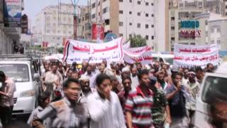 preview picture of video 'Demonstration in support of Saudi led operations in Yemen update'