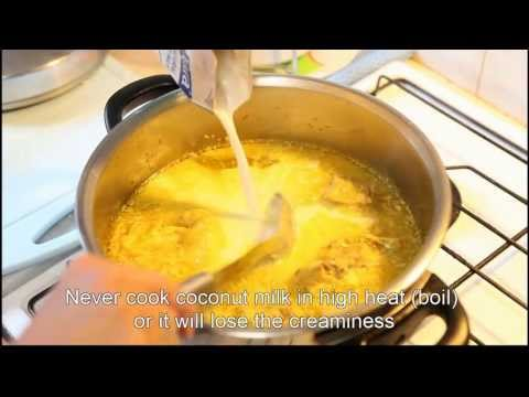 How To Cook Curry Chicken - Indonesian Style (resep Kari Ayam)