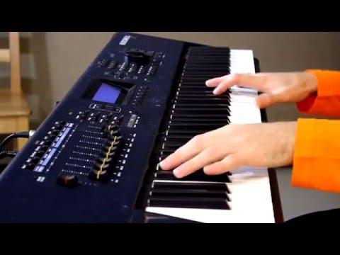 """""""Bossa Nova U.S.A."""" by Dave Brubeck - played by Dmitry Kotleev"""