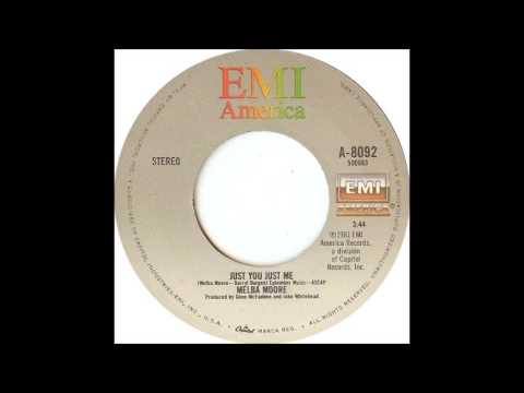 Melba Moore - Just You, Just Me (1981)