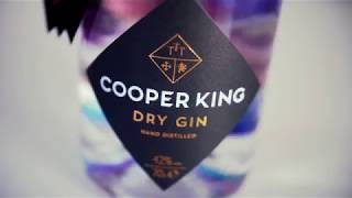Lazenby Brown​​​​​​​ – Cooper King Distillery Dry Gin Launch