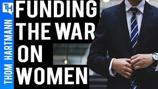 The Corporate Sponsors of the War on Women
