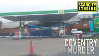 Pavandeep Daudher (19 )Coventry Murder Teen Stabbed At BP Garage Foleshil #StreetNews
