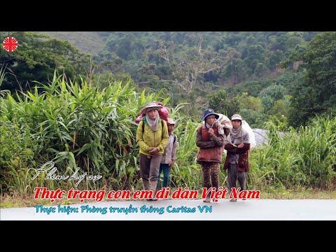 Caritas Việt Nam: Thực Trạng Con Em Di Dân Việt Nam