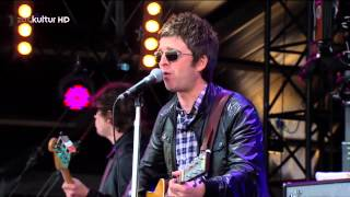 Noel Gallagher`s High Flying Birds - Talk Tonight Live @ Isle of Wight Festival 2012 - HD