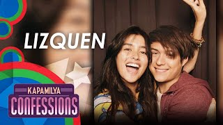 Kapamilya Confessions with Enrique Gil and Liza Soberano