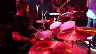 4. Carve - Dance Gavin Dance - Matt Mingus Drum Cam