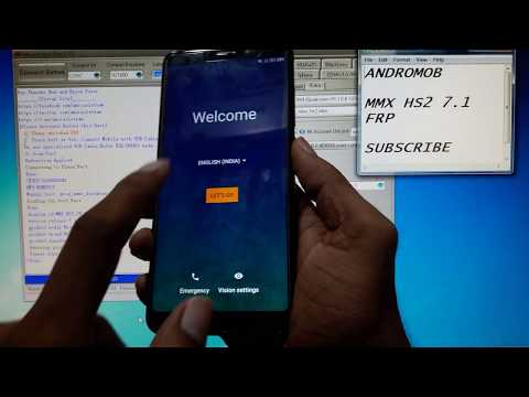Micromax HS2 (Q4310) Frp Lock Remove Done Android 7.0
