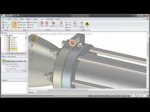 Top 5 Ways SpaceClaim Can Boost CFD Simulation Productivity