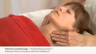 Lehrvideo (DVD): Teaser Präventive Lymphdrainage (WIP-Akademie)