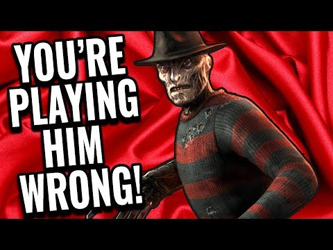 How to CORRECTLY PLAY the new Freddy Rework | Dead By Daylight (DBD)
