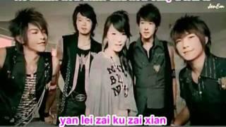 SHE & Fahrenheit - Zhi Dui Ni You Gan Jue & Xin Wo Remix