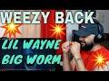 #LilWayne #BigWorm  #EbeyREacts Lil Wayne - Big Worm (Official Music Video) (REACTION!)