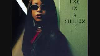 Aaliyah Never Givin'up (Audio Only)