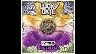 Zedd & Lucky Date - Fall Into The Sky feat. Ellie Goulding (Extended Mix)