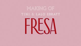 Making Of: ' Fresa ' | TINI
