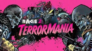 Trailer di lancio espansion TerrorMania
