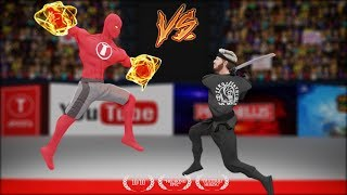 PEWDIEPIE VS T SERIES EPIC ANIMATION PARODY | YOUTUBE GAMES
