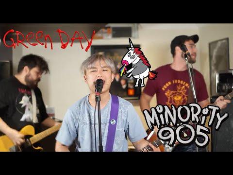Green Day - Father of All... (Cover by Minority 905)