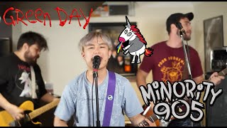 Green Day   Father Of All... (Cover By Minority 905)