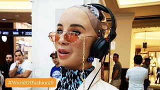 "(Video) ""Sophia the Robot Attends 2019 New York Fashion Week"""